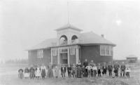 Garvey School in 1894