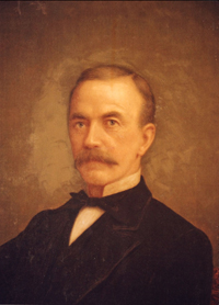 Portrait of Richard Garvey