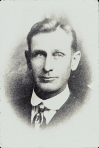 John H. Dutcher, first mayor of Monterey Park